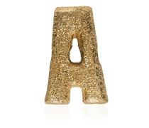 """18kt """"A""""-Anhänger aus Gelbgold"""