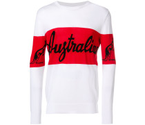 'Australia' Strickpullover