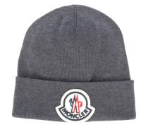 Mütze mit Logo-Patch