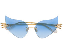 'The Claw And The Nest' Cat-Eye-Sonnenbrille
