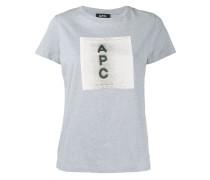 A.P.C. T-Shirt mit Logo