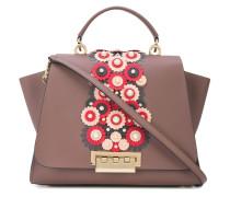 Eartha floral applique bag