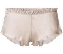 lace flottant boxer shorts