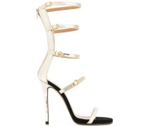 high ankle sandals