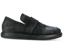 Loafer mit Distressed-Optik