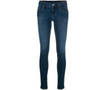 Skinny-Jeans mit Stretchanteil