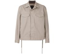 Workwear-Jacke mit Kordelzügen
