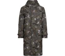 'Camouflage eVent GMH-003D' Kapuzenmantel
