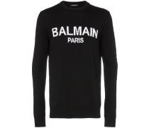 Pullover mit Paris-Logo