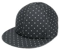 polka dot baseball cap