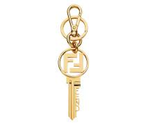 Schlüsselanhänger mit FF-Logo