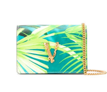'Virtus' Mini-Tasche mit Jungle-Print