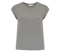top with back knot detail