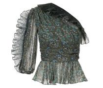 'Aditi' One-Shoulder-Bluse