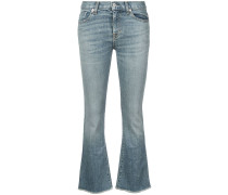 'Vianca' Cropped-Jeans
