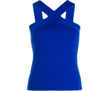 P.A.R.O.S.H. criss-cross sleeveless top