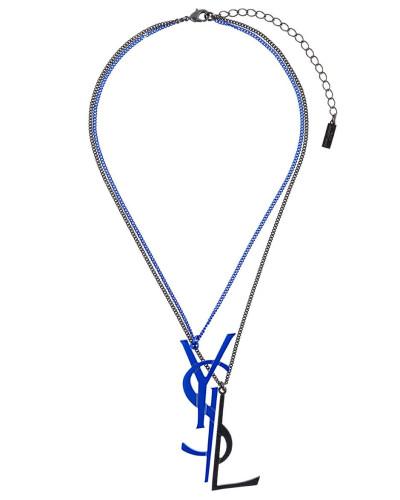 'Monogram' Halskette