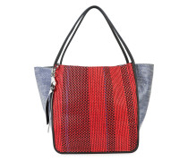 Woven Extra Large Tote