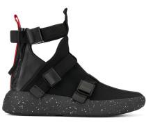Bo-tech hi-top sneakers