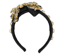 crystal embellished head band