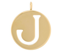 """Halskette mit """"J""""-Anhänger"""