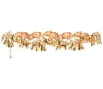 Elephant chain link belt