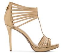 'Leann' Sandalen mit T-Riemen