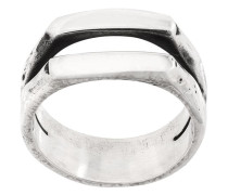 Ring mit Cut-Out