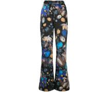Pyjama-Hose mit Print