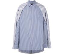 Hemd im Layering-Look
