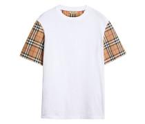 T-Shirt mit Vintage-Check