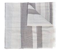 Langer Schal mit Streifen