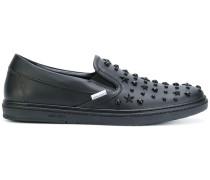'Grove' Sneakers mit Nieten