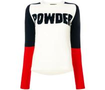 'Powder' Pullover