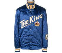 'The King' College-Jacke