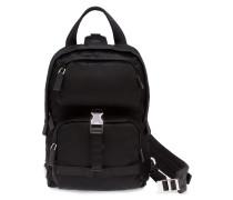 Rucksack mit einem Riemen