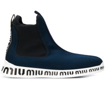 pull-on sneakers