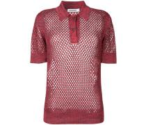 string polo shirt