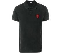 Pikee-Poloshirt mit klassischem Kragen
