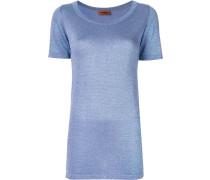 'Vanise Lame' T-Shirt