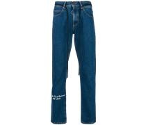 Jeans im Five-Pocket-Design