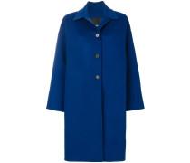 Mantel mit drei Knöpfen