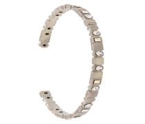 Binary bangle bracelet