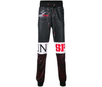 A Team jogging trousers