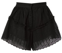 Sir. 'Celié' Shorts mit Rüschen