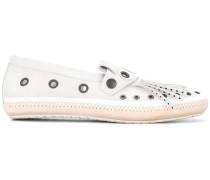 Loafer mit Ösen