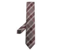 Krawatte mit Muster