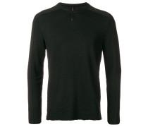 Pullover mit Knitteroptik
