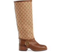 Stiefel aus Leder mit GG Gamasche