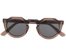Strukturierte 'Pica' Sonnenbrille